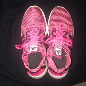 Women's Pink Adidas Size 8